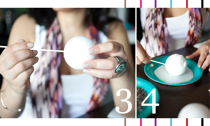 DIY-Lavender balls-blog- montreal-step 3 & 4