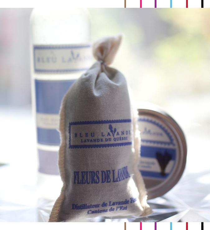 Bleu lavande products review