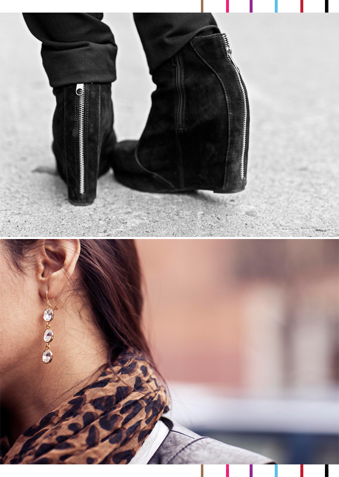 Jeffrey Campbell boots - montreal fashion blog