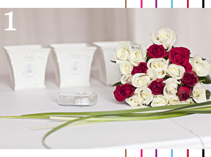 Roses Centerpiece DIY : Seriela Indulgence Fashion Blog