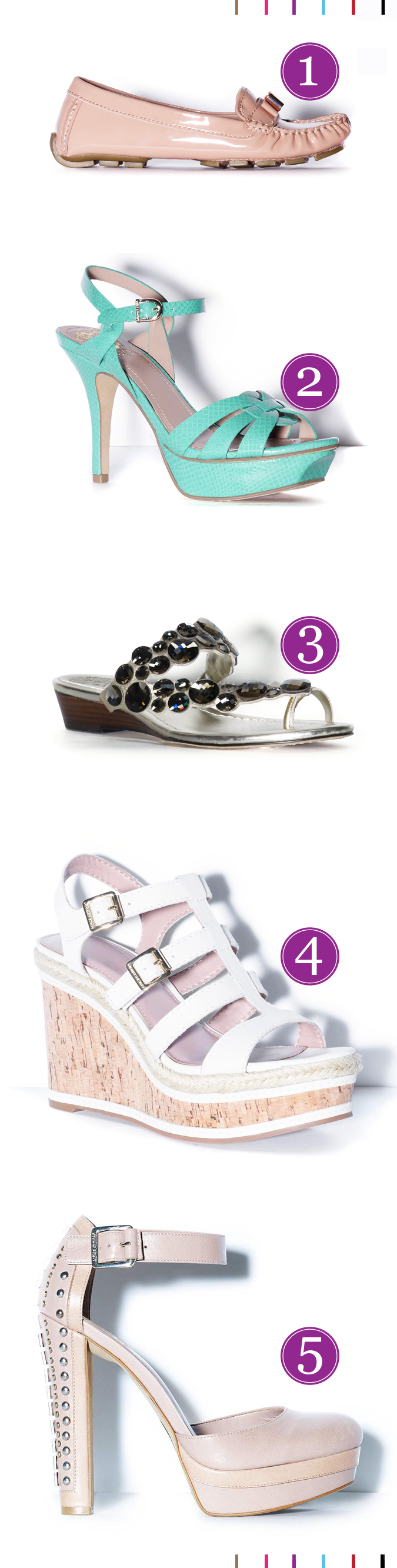 Vince Camuto Shoes Spring 2012 - Serial Indulgence Canada Fashion Blog