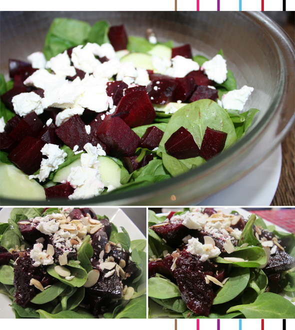 Baby-Spinach-Goat-Cheese-Beets-Salada-Montreal-Food-Blog