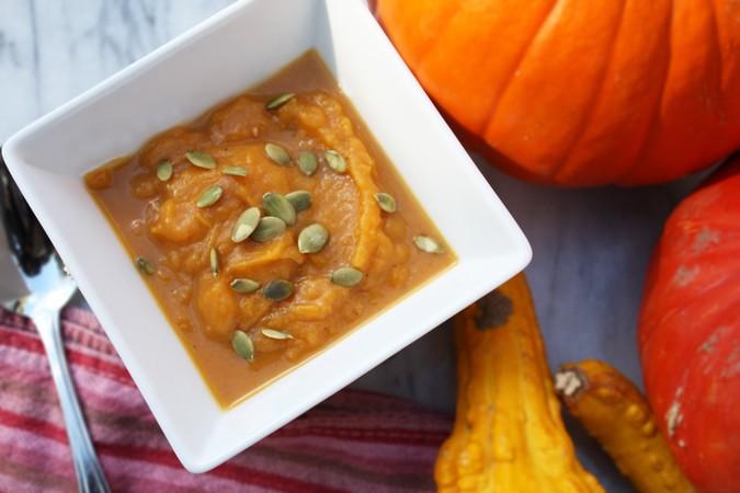 vegan pumking soup recipe serial indulgence soup blog