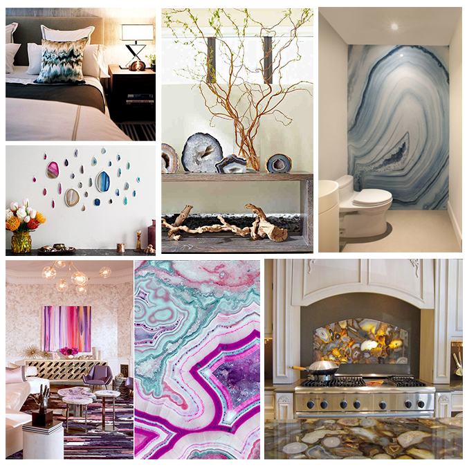Agate-Inspired Home Design
