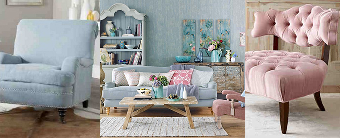 Serenity and Rose Quartz Home Decor Inspiration